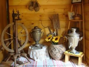 предметы русской старины