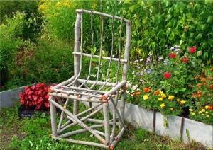 стул из осины