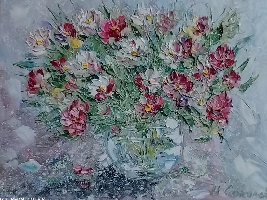 Картины Надежды Соколовой