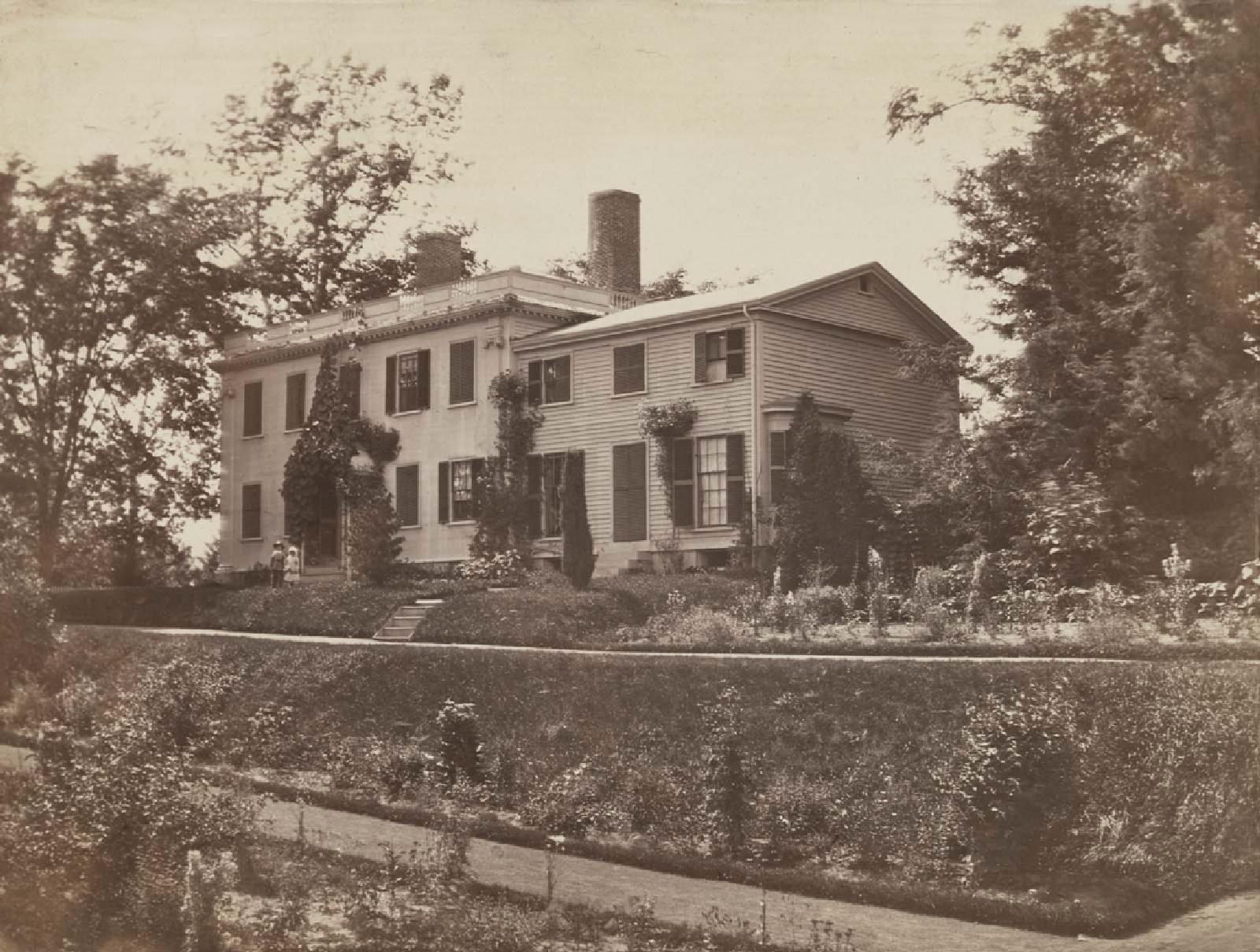 Asa Gray House